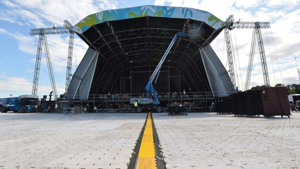 Live Music Continues To Be Cancelled Moving Into 2021