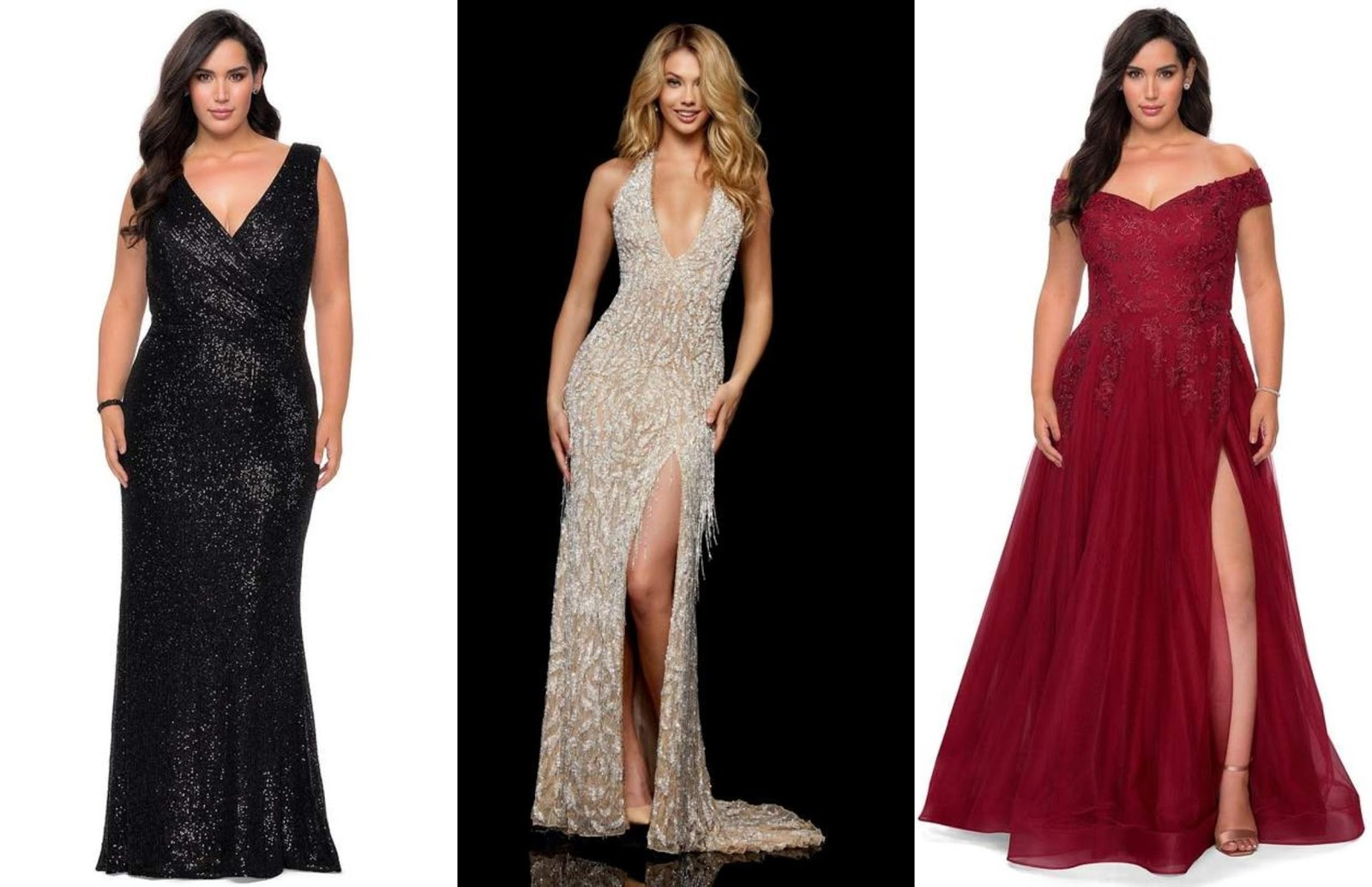 Useful Tips For Shopping Perfect Plus Size Prom Dresses