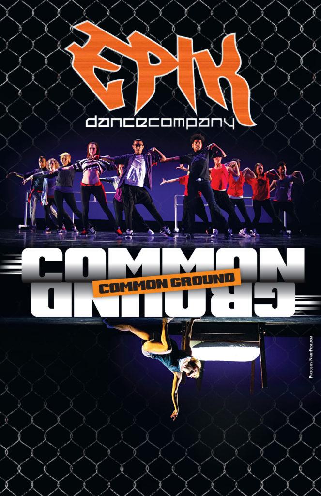 EPIK Dance Company, Common Ground, Nightfuse.com