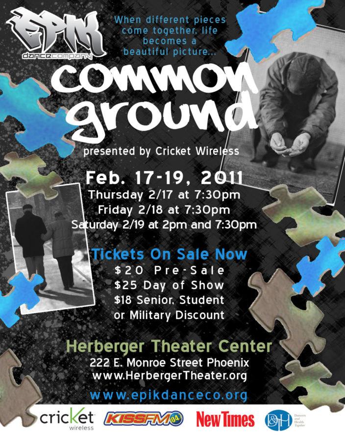 common ground program 2011