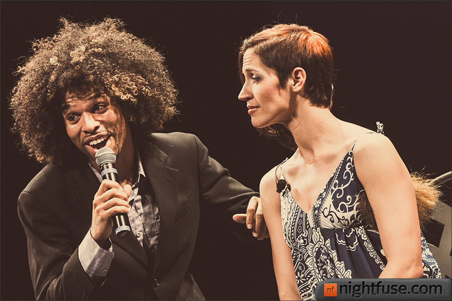 Luis Weezy Egurrola, Melissa Britt, EPIK Effect, Nightfuse.com