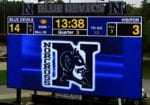 "Norcross High School - Delivers live action to fans with the ""Largest LED Scoreboard in the US""."