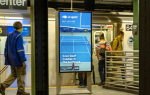 "OUTFRONT Brings Curated Content to Commuters with ""Moments by OUTFRONT"""