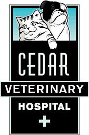 Cedar Veterinary Hospital Logo