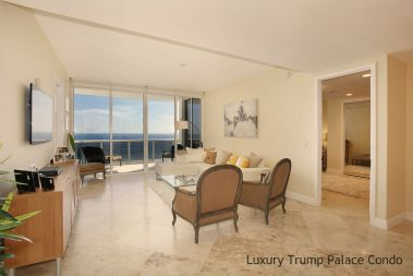 Luxury Trump Palace Condo