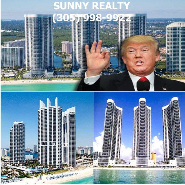 Trump Sunny Isles Condos Investments
