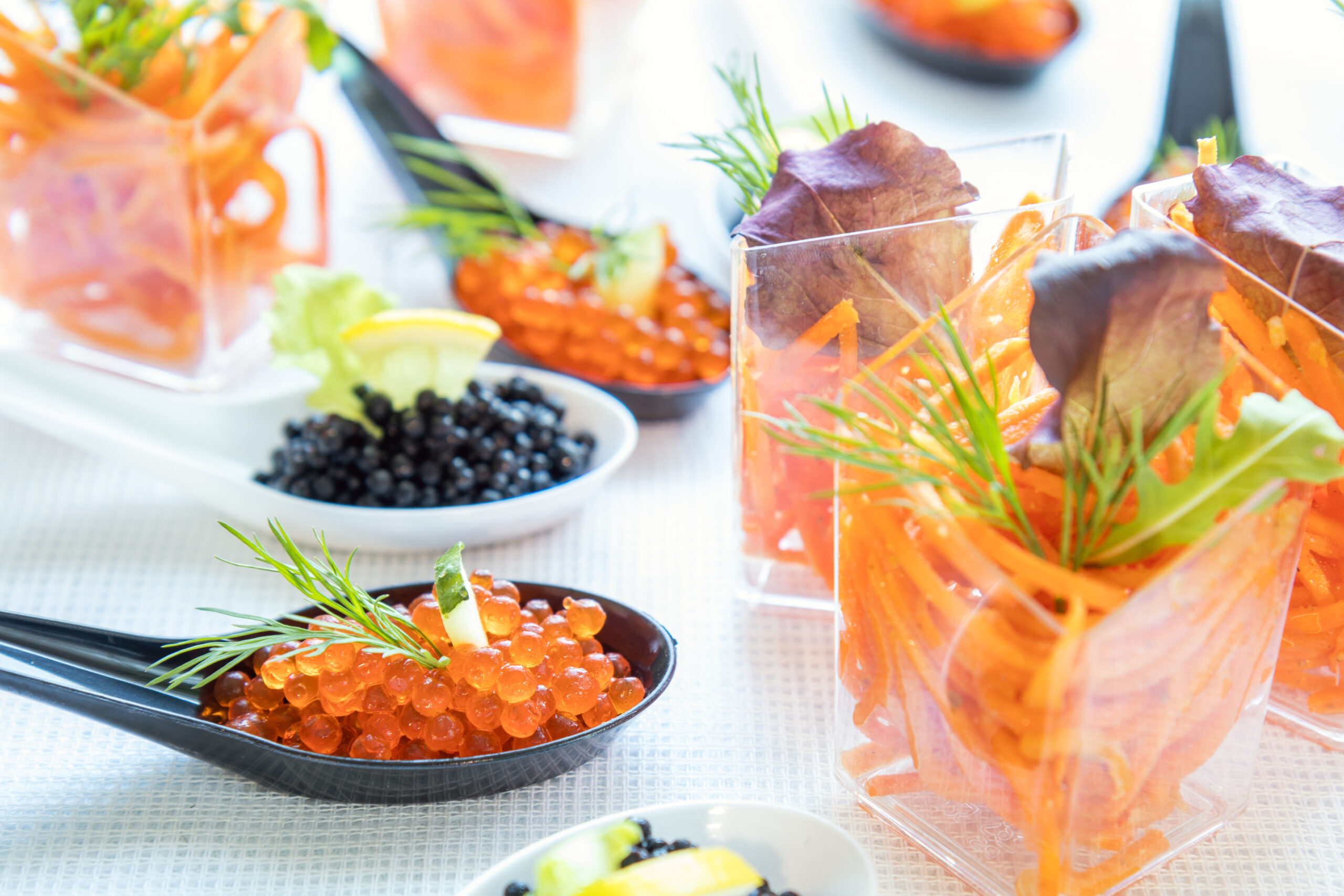 Bow Valley Catering Caviar