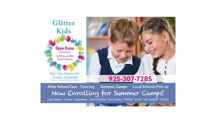 Glitter-Kids-Postcard