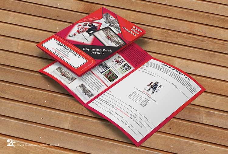 Sports Photography Brochure