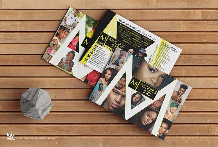 Modeling Postcard Design