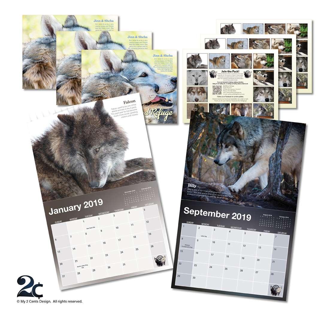 Calendars – Professional Custom Design & Printing