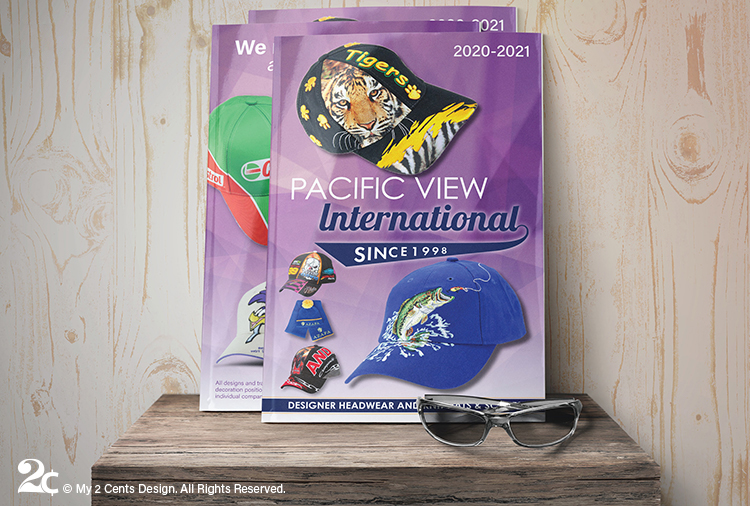 Clothing Sportswear Catalog Booklet Design 1