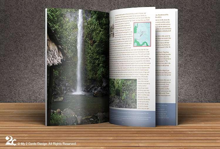 History Booklet Design 2
