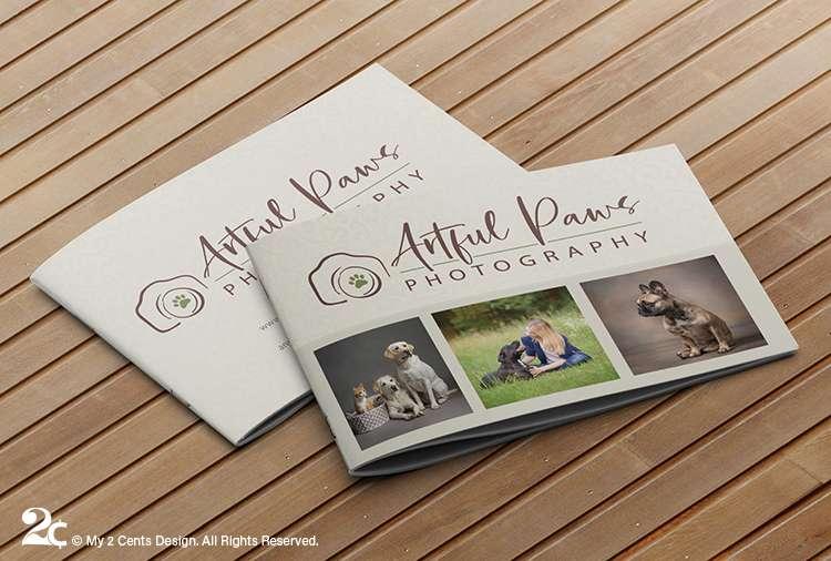 Pet Photography Booklet Design 1