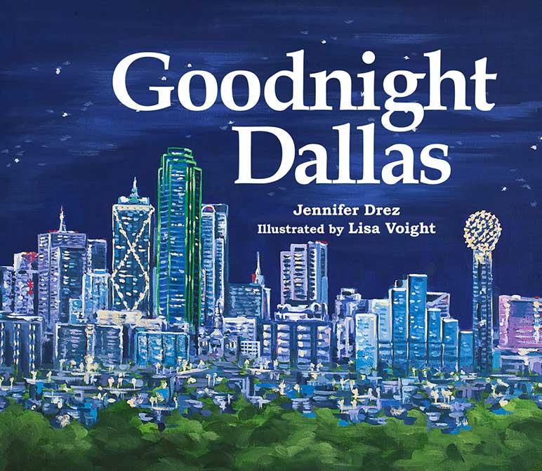 Goodnight Dallas Book Cover