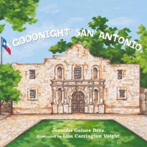 Goodnight San Antonio Book Cover