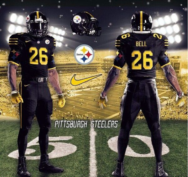 """I would be OK with these for the """"Color Rush"""" game."""