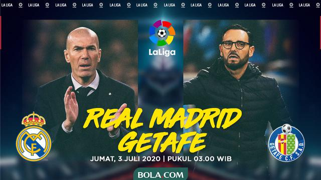 091655100 1593504471 La Liga   Real Madrid Vs Getafe   Head to Head Pelatih