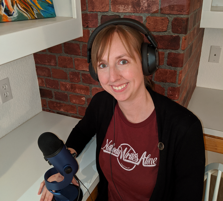 I've done two podcast interviews – I'm an expert now! (just kidding)