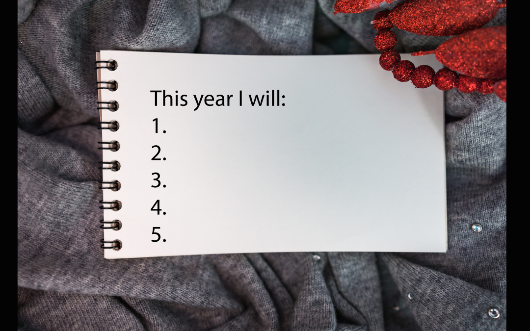 How to make your 2021 resolutions actually happen
