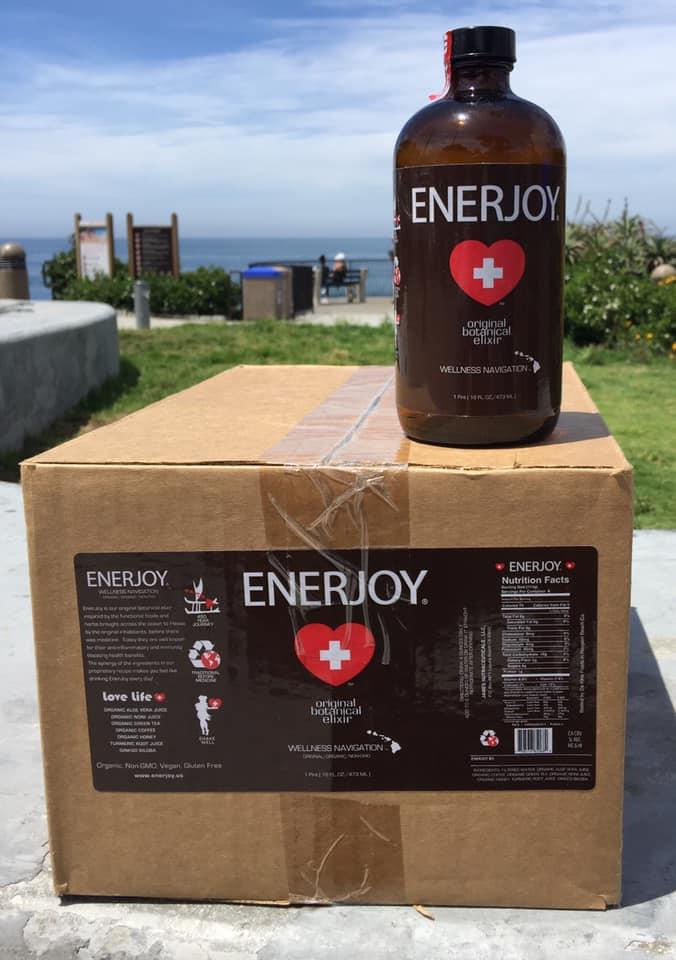 About Enerjoy Health Drink