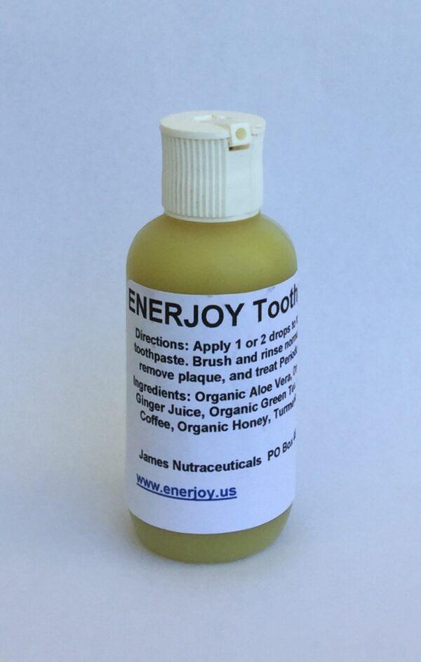 ENERJOY Toothpaste Topper