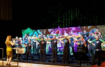 18-singing-outs-tenors-and-baritonesbasses-performing-farmer-tan-from-the-musical-pump-boys-and-dinettes-by-jim-wann-arranged-by-michael-spresser