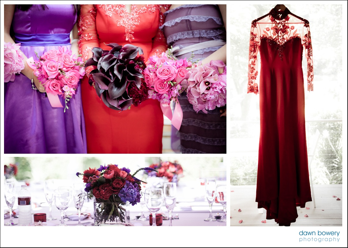 los angeles wedding photographer dress