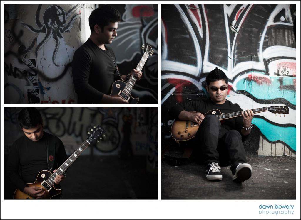 music portrait shoot los angeles