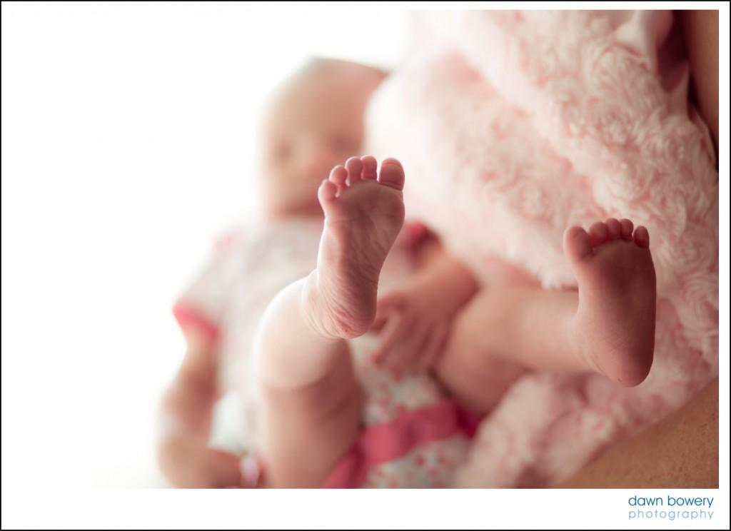 Los Angeles baby Portrait Photographer little feet