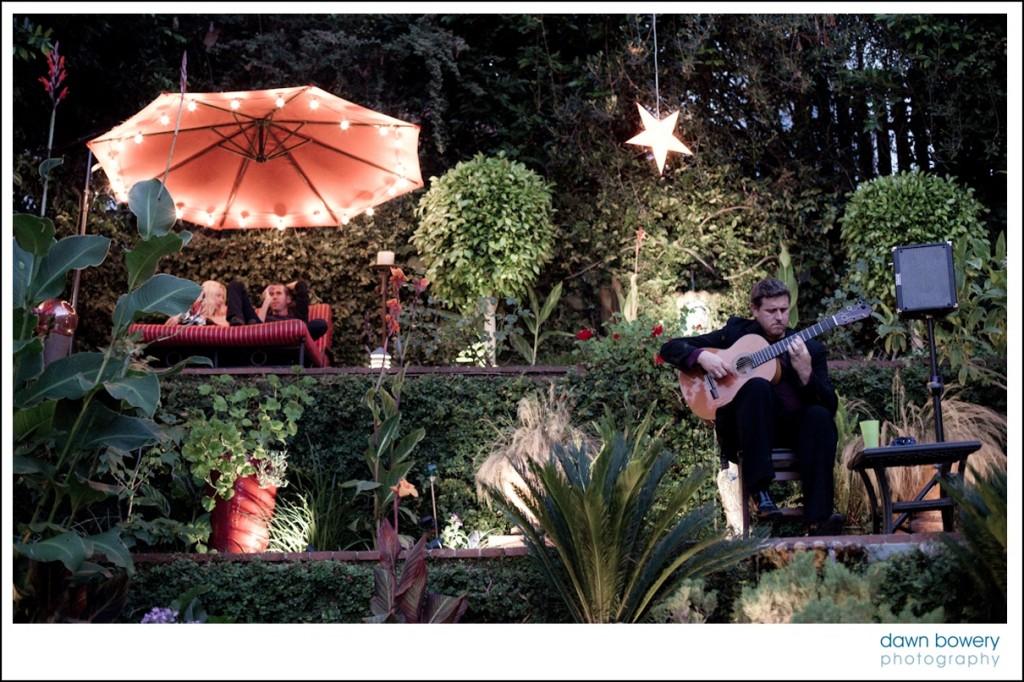 los angeles event photographer supper club garden