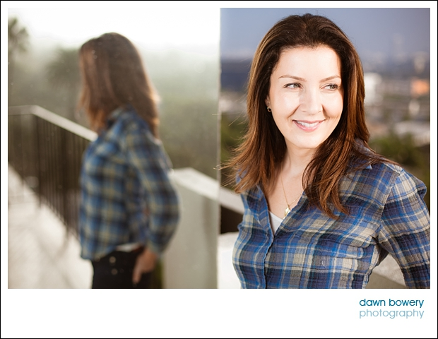 creative headshot photography