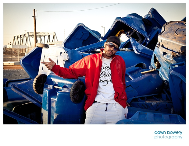 los angeles photographer compton cricket blue dumpster isaac hayes