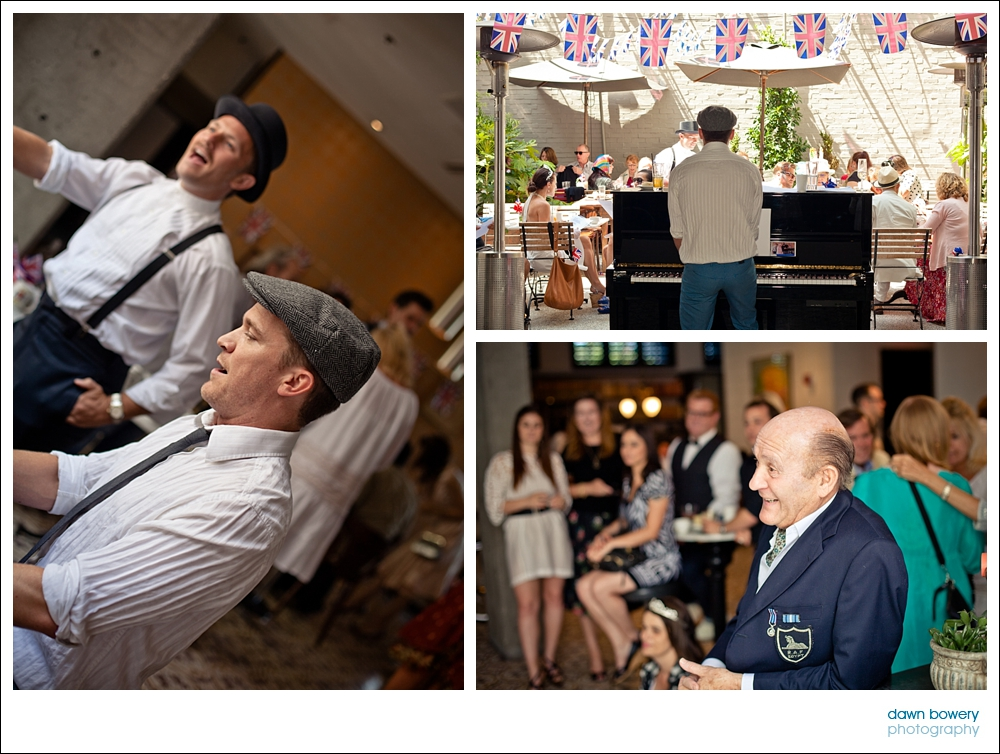 West Hollywood Event Photography queens jubilee piano