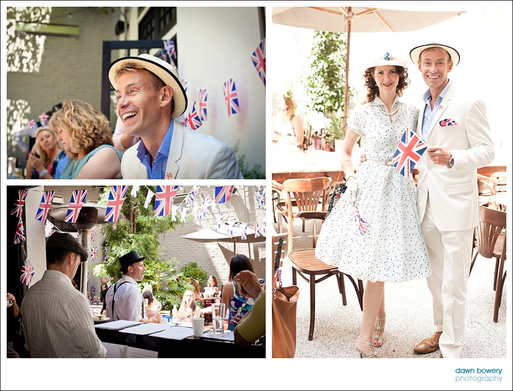West Hollywood Event Photography queens jubilee palihouse
