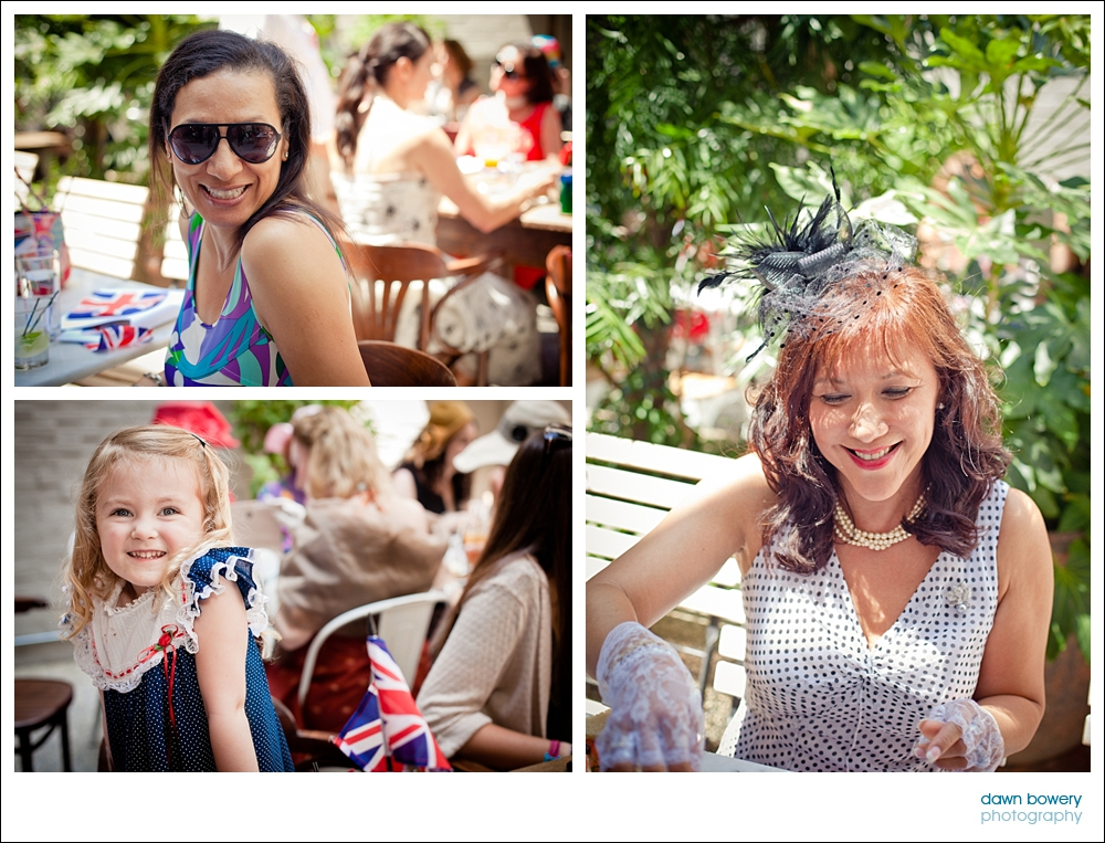 West Hollywood Event Photography queens jubilee palihouse patio