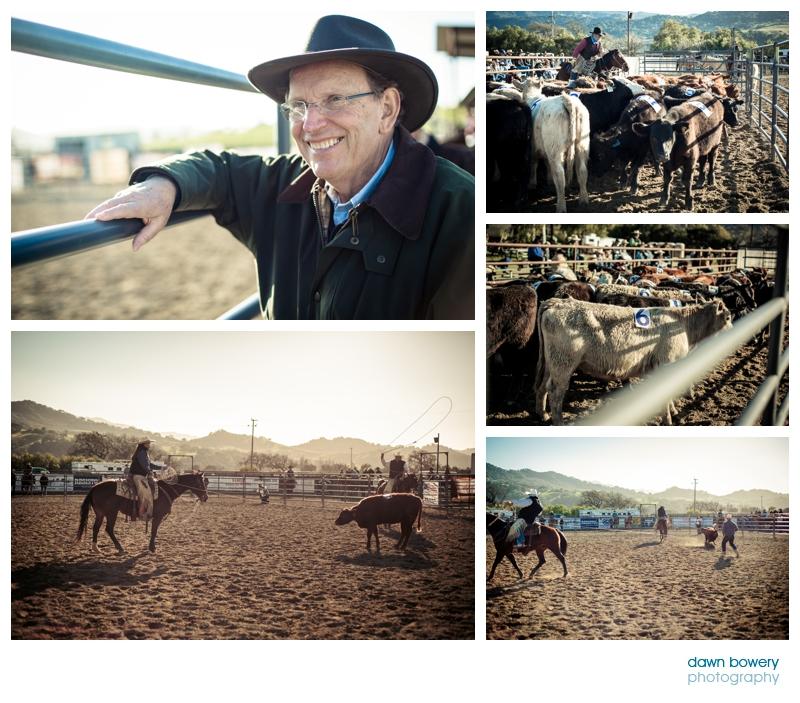 los angeles documentary photographer santa ynez rodeo day