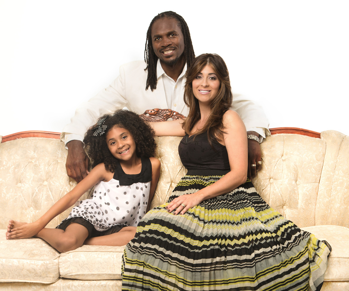 audley harrison boxing, los angeles family photographer