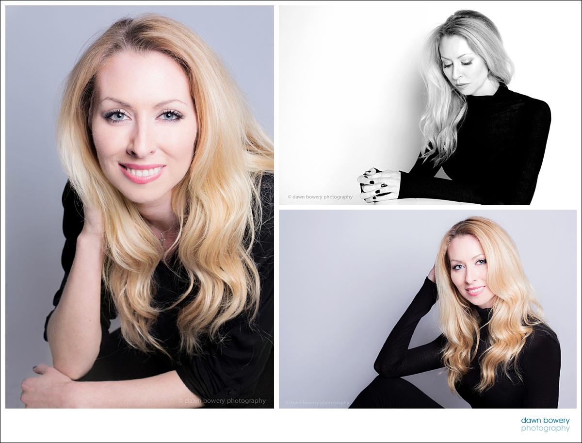 LA portrait studio photographs