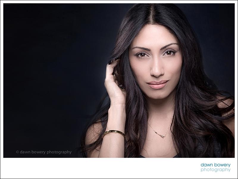 los angeles studio portrait photographer