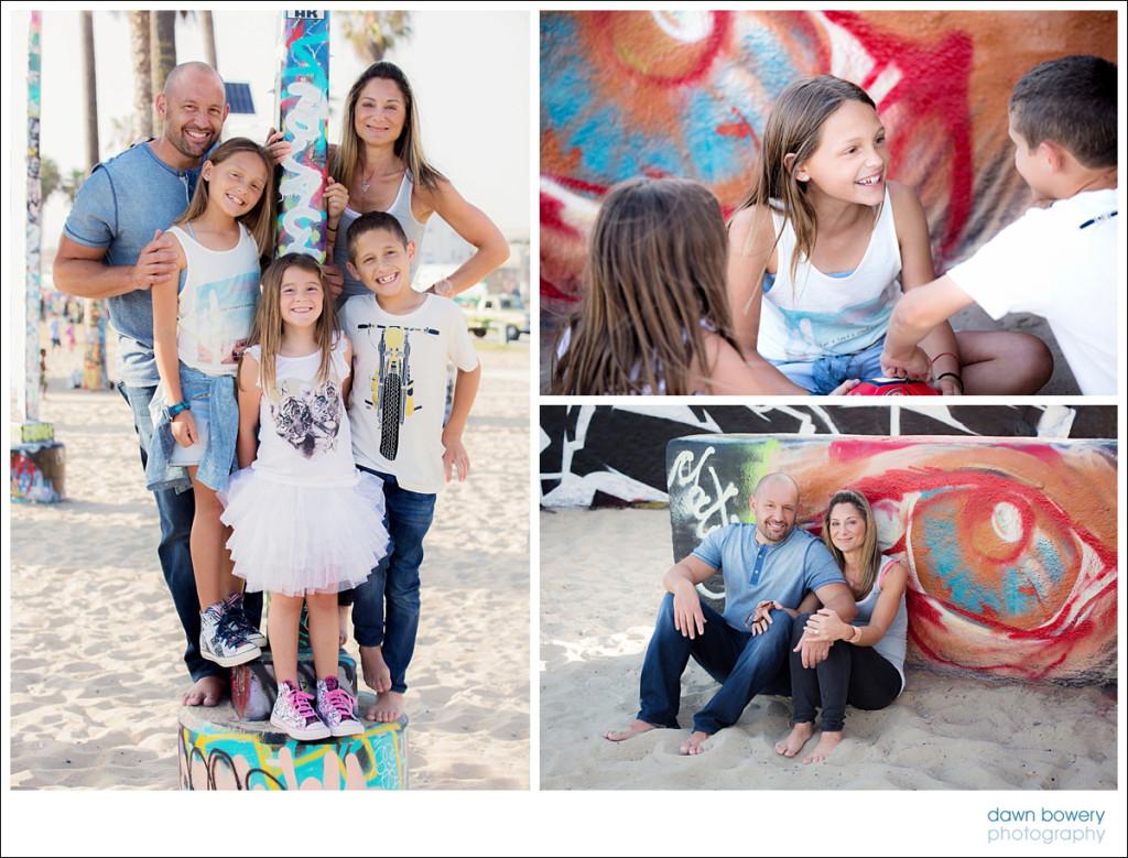 los angeles creative family portrait photographer