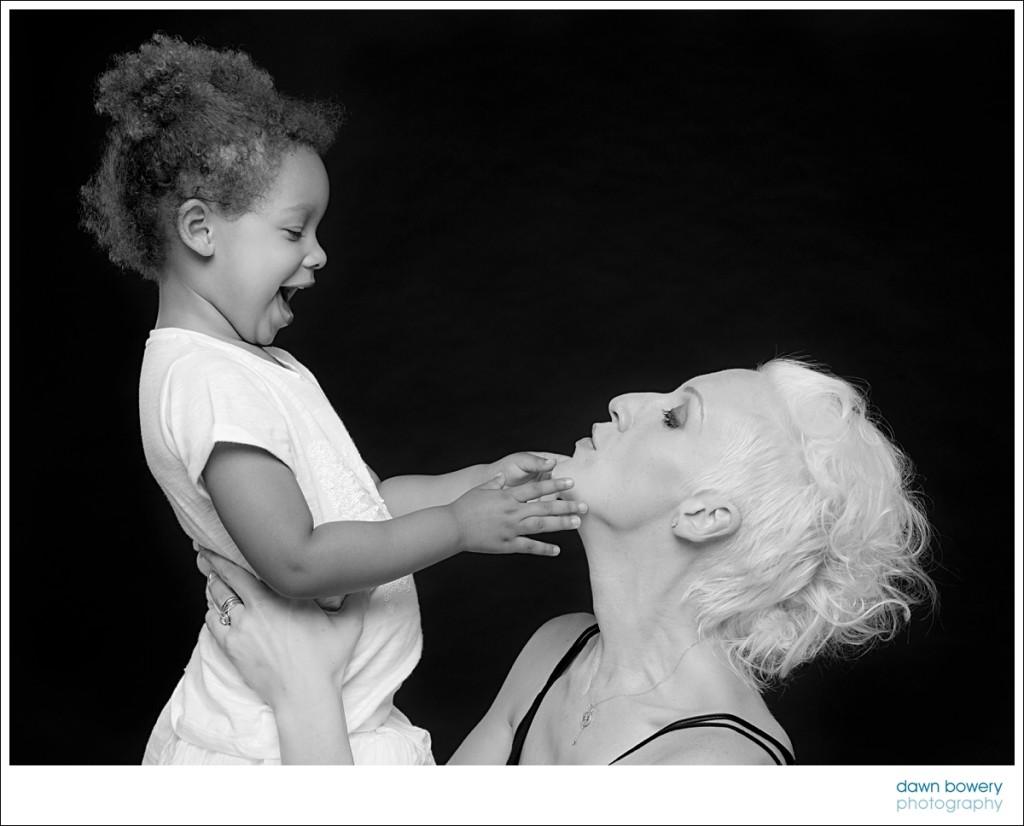 los angeles family studio portrait photographer