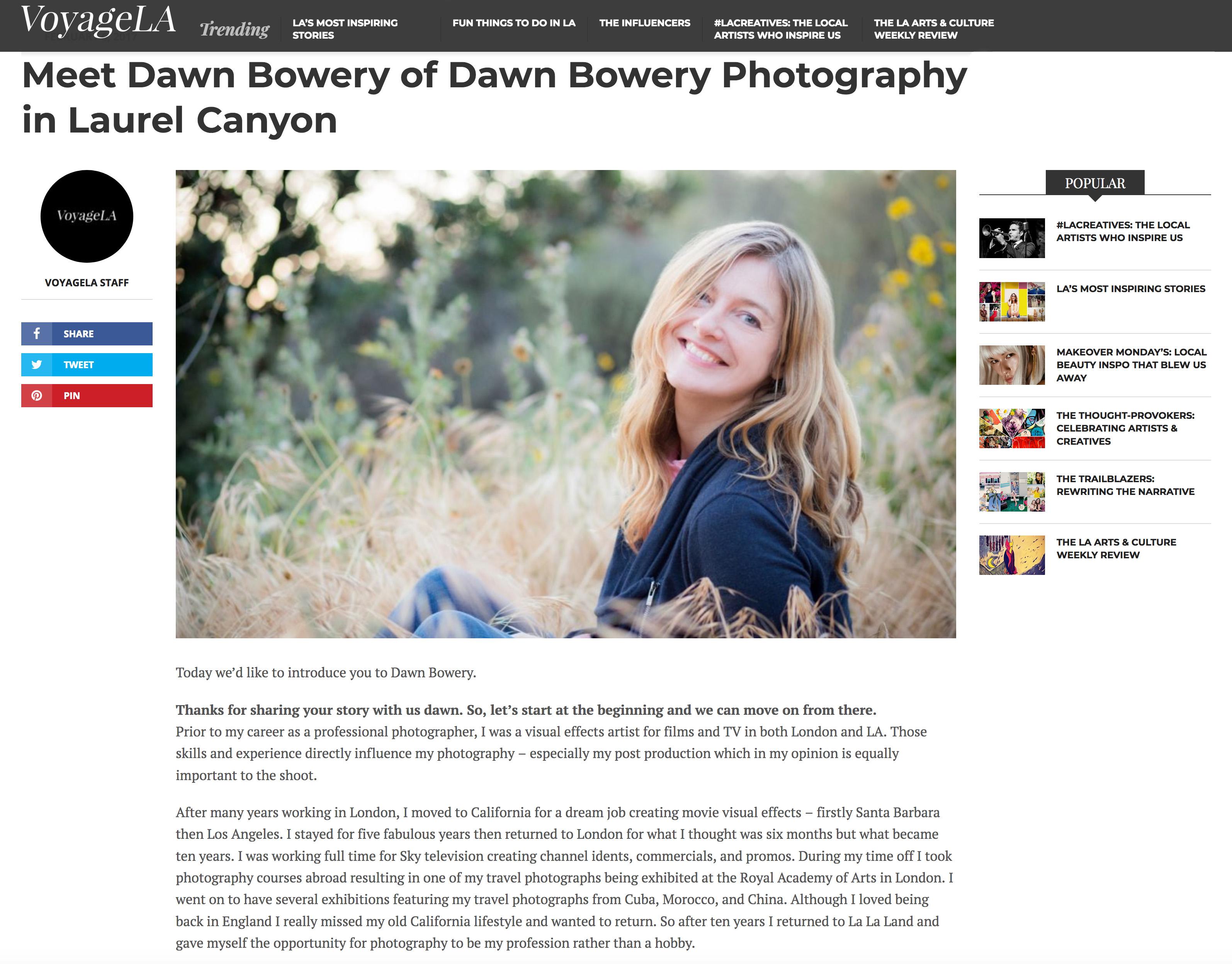 best portrait photographer los angeles