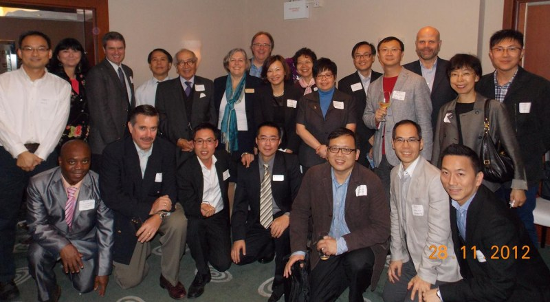SMU Alumni First Gathering in Hong Kong