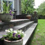 Bluestone Deck Steps