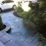 Dimensional Flagstone Walkway Steps