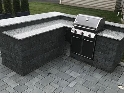 Outdoor Kitchen Contractor Smith Landscaping Beloit Ohio
