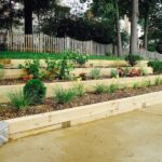 Pressure Treated Timber Walls