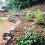 Terrace Planting Beds