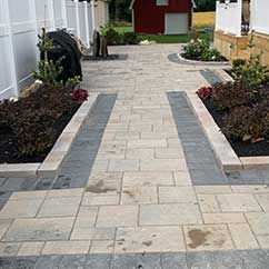 backyard patio pavers